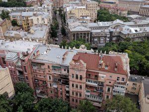 City Centre of Kiev